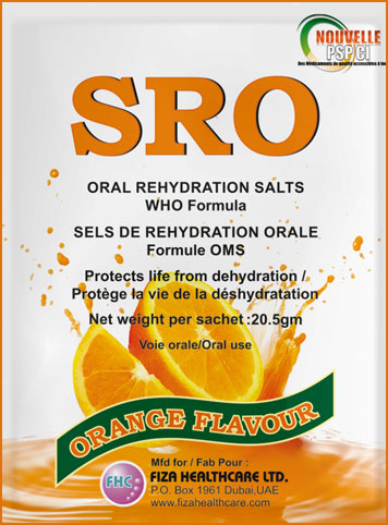Oral Rehydration Salts BP(ORS)